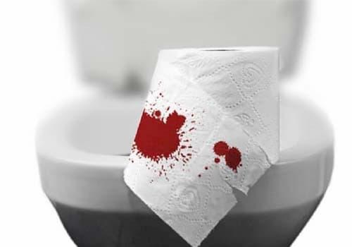 Đi ngoài ra máu tươi